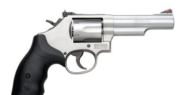 Smith & Wesson Brings Back The Combat Magnum Model 66