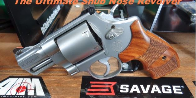 The Ultimate Defense Revolver: S&W 629