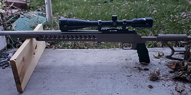 22LR Chassis Battle: CZ455 PDC Custom and SavageMKII Oryx